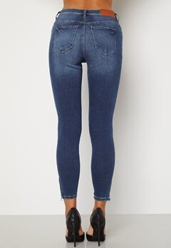 Noisy May Kimmy Ankel Dart Jeans Medium Blue Denim Bubbleroom.fi