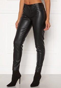 Noisy May Kimmy NW Skinny Pants Black Bubbleroom.fi