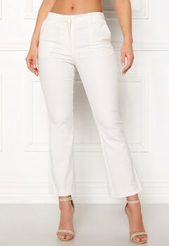 TIGER OF SWEDEN Noora 2 Trousers 09S Star White Bubbleroom.fi