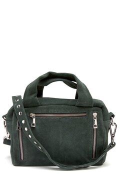 Nunoo Donna New Suede Bag Green Bubbleroom.fi