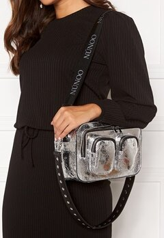 Nunoo Ellie Cool Bag Silver Bubbleroom.fi