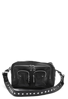 Nunoo Ellie Silky Black Bag Black Bubbleroom.fi