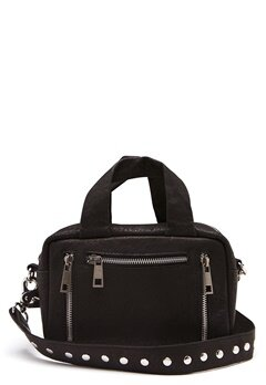 Nunoo Mini Donna Urban Bag Black w.Diamonds Bubbleroom.fi