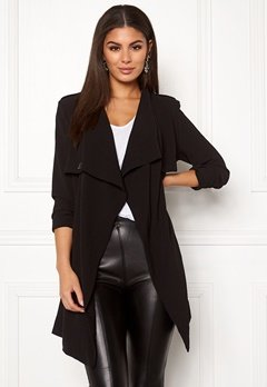 OBJECT Ann Lee Short Jacket Black Bubbleroom.fi