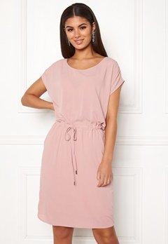 OBJECT Bay Dallas S/S Dress Adobe Rose Bubbleroom.fi