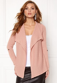 OBJECT Deanna Mynthe Cardigan Misty Rose Bubbleroom.fi