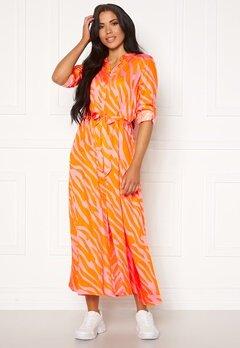 OBJECT Elonora L/S Long Dress Zinnia Bubbleroom.fi