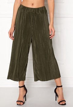 OBJECT Jacobina mw Coulotte Pant Ivy Green Bubbleroom.fi