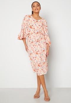 OBJECT Obdulia HW Skirt Sandshell / Flower Bubbleroom.fi