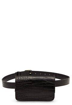 OBJECT Talula PU Belt Bag Black Bubbleroom.fi