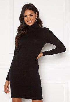 OBJECT Thess Dress Black Bubbleroom.fi