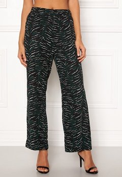 OBJECT Tiger MW Loose Pant Pine Grove Bubbleroom.fi