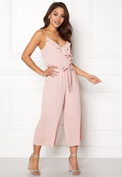OBJECT Tribbiani S/L Jumpsuit Hushed Violet Bubbleroom.fi