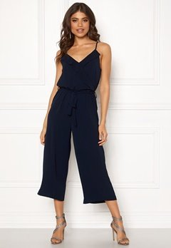 OBJECT Tribbiani S/L Jumpsuit Sky Captain Bubbleroom.fi