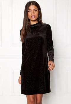 OBJECT Zobia L/S Dress Black Bubbleroom.fi