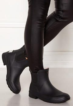 Odd Molly Droplet Rainboot Almost Black Bubbleroom.fi