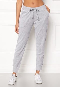 Odd Molly Get Along Pant Light Grey Melange Bubbleroom.fi
