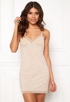 Odd Molly Rise Above Slip Dress Shell Bubbleroom.fi