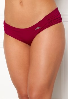 Odd Molly Seashore Bikini Bottom Deep Red Bubbleroom.fi