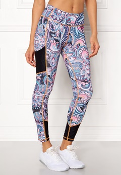 Odd Molly Sprinter Leggings Dark Blue Bubbleroom.fi