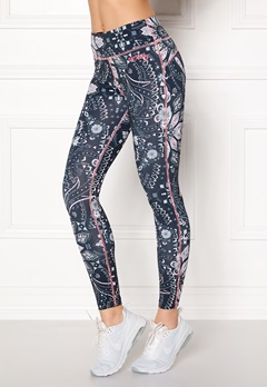 Odd Molly Sweat It Leggings Dark Navy Bubbleroom.fi