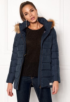 Odd Molly Winterland Jacket Dark Blue Bubbleroom.fi