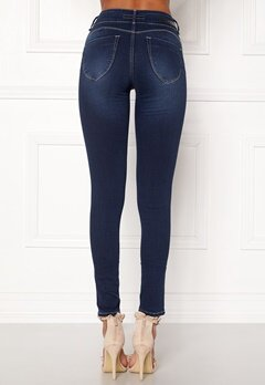 TIFFOSI One-Size Double Up Jeans Blue Denim Bubbleroom.fi