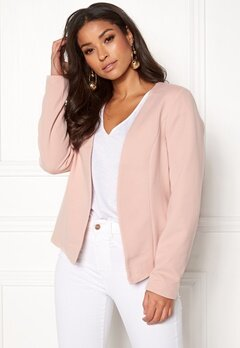 ONLY Anna Short Blazer Rose Smoke Bubbleroom.fi