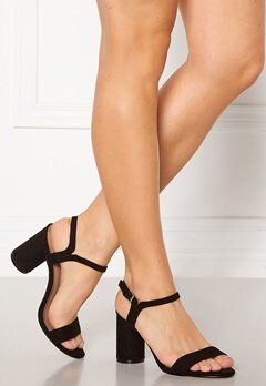 ONLY Balsa MF Heeled Sandal Black Bubbleroom.fi
