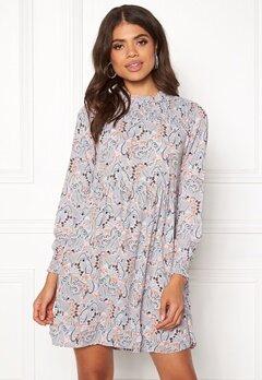 Jacqueline de Yong Base New L/S Smock Dress Tradewinds Bubbleroom.fi