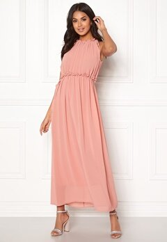 ONLY Ceremony Long Dress Rose Dawn Bubbleroom.fi