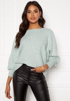 ONLY Daniella L/S Pullover Ether bubbleroom.fi