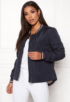 ONLY Dorah Quilted Bomber Jkt Night Sky Bubbleroom.fi