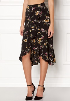 ONLY Ella Flounce Skirt Flowers Bubbleroom.fi