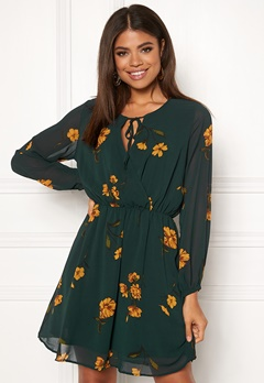 ONLY Francis ls Dress Ponderosa Pine Bubbleroom.fi
