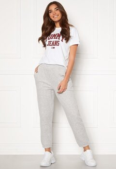 ONLY Hope Sweatpant Light Grey Melange Bubbleroom.fi