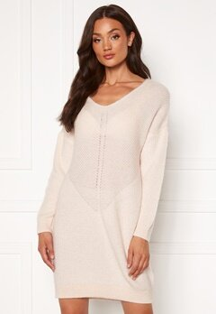 ONLY Jada L/S Dress Birch Bubbleroom.fi