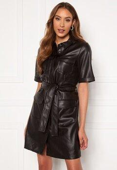 ONLY Maylee-Mada Faux Dress Black Bubbleroom.fi