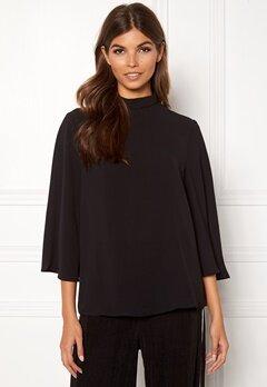 ONLY Myrina Bell Sleeve Top Black Bubbleroom.fi