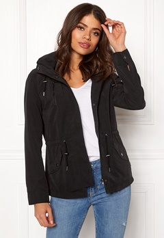 ONLY New Starlight Jacket Black Bubbleroom.fi