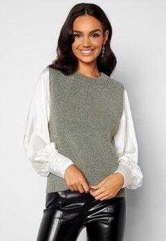 ONLY Paris Life Vest Knit Kalamata bubbleroom.fi
