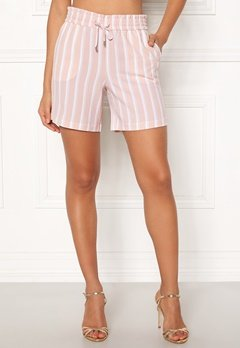 ONLY Piper Shorts Rose Dust/Stripes Bubbleroom.fi