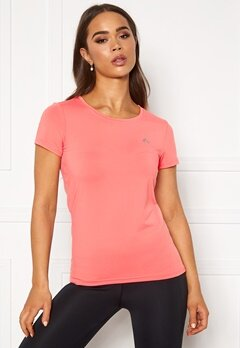 ONLY PLAY Clarissa SS Training Tee Strawberry Pink Bubbleroom.fi