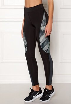ONLY PLAY Dayo AOP Run Tights Black Bubbleroom.fi