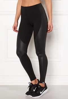 ONLY PLAY Julia Shiny Leggings Black Bubbleroom.fi