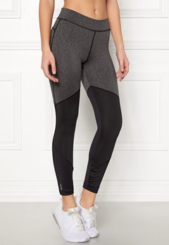 ONLY PLAY Kim 7/8 Training Tights Dark Grey Melange Bubbleroom.fi