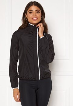 ONLY PLAY Performance Run Jacket Black Bubbleroom.fi