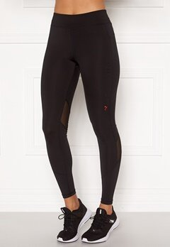 ONLY PLAY Performance Run Tights Black Bubbleroom.fi