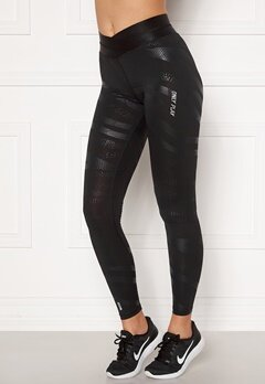 ONLY PLAY Ponay AOP Training Tights Black AOP Bubbleroom.fi