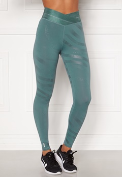 ONLY PLAY Ponay AOP Training Tights Goblin Blue AOP Bubbleroom.fi